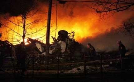 Няма данни за загинали българи при авиокатастрофата в САЩ