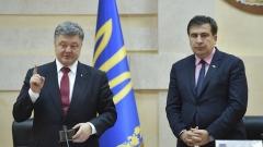 Саакашвили остана и без партия в Грузия