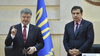 Саакашвили може да бъде уволнен като губернатор