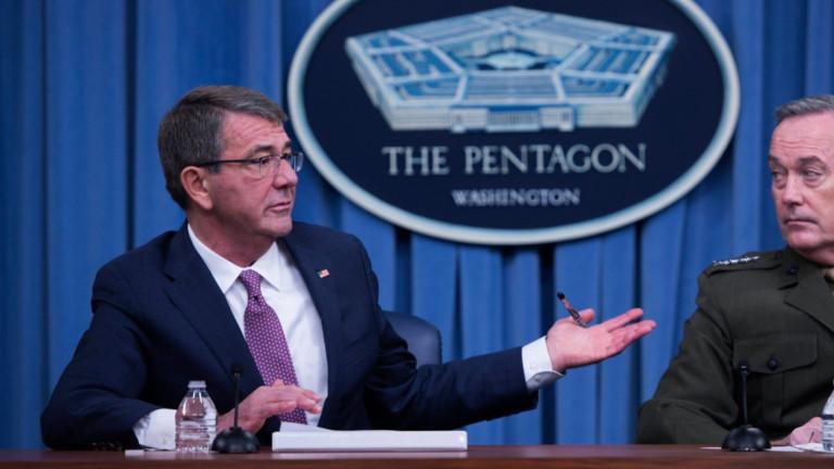 Бившият военен министър на САЩ иска силно противодействие на китайската агресия
