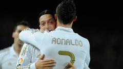Йозил: Човекът, който ме направи завършен футболист, е Роналдо