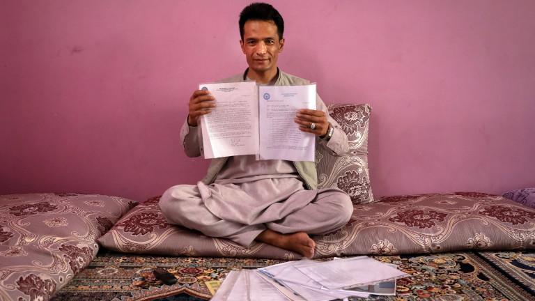 Още хиляди афганистанци могат да се преместят в САЩ като бежанци
