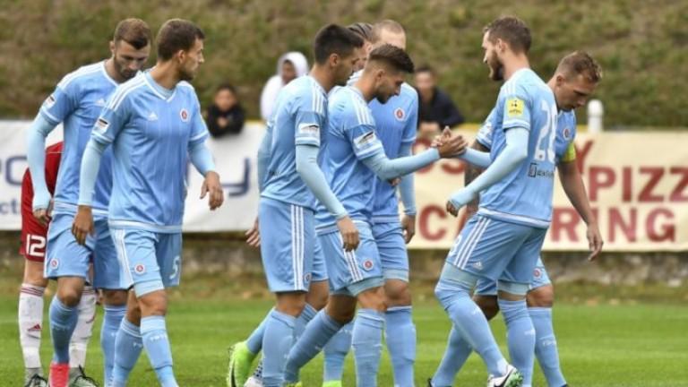 Божиков и Слован поднесоха сензацията в плейофите за влизане в групите на Лига Европа