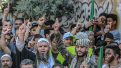 Хамас с послание за Израел с изстрелване на ракети към Средиземно море