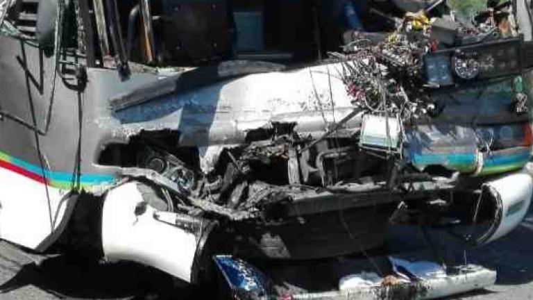Две автобусни катастрофи в Северна Африка взеха 43 жертви