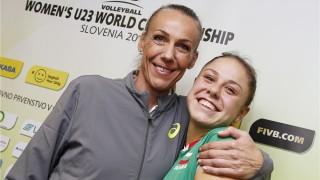 Гергана Димитрова: Успяхме, защото бяхме отбор