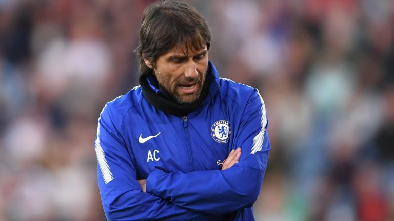 Антонио Конте с надежди да получи мениджърския пост в Манчестър Юнайтед