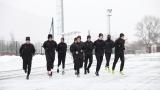 Футболист на Зенит се появи в Славия