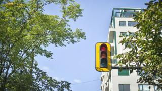 """Родители протестират заради опасен светофар в  """"Красна поляна"""""""