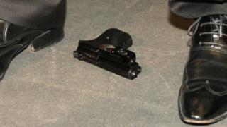 МВР: Доган е бил заплашен с газов пистолет