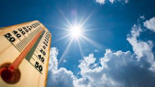 Опасни жеги в Гърция