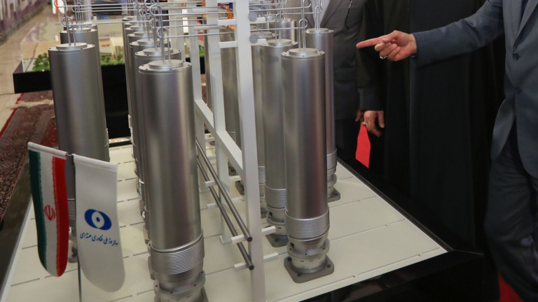 Нетаняху: Няма да позволим на Иран да получи ядрено оръжие
