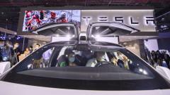 """Тесла"" достави рекорден брой автомобили през 2020 г."