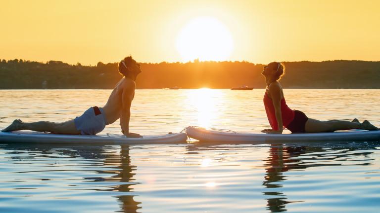 В последните години спортните дисциплини като уиндсърфинг, кайтсърфинг или просто