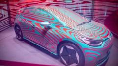 VW получи над 10 000 поръчки само за 24 след представянето на своя конкурент на Tesla