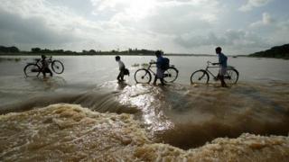 Смъртоносни наводнения в Бразилия