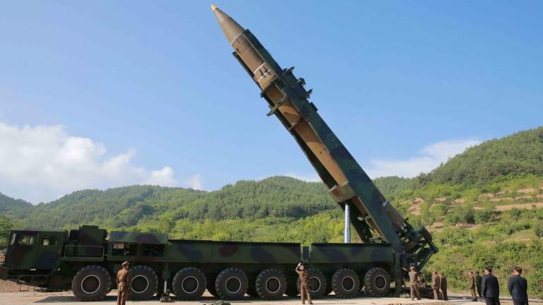 Северна Корея с пореден ракетен тест за последните дни