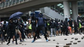 """Китай настоя """"престъпленията"""" в Хонконг да бъдат наказани"""