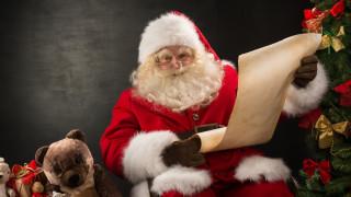 И тази година Дядо Коледа очаква детски писма