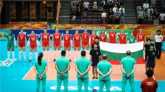 България на 11-о място в света след победа на Турция срещу Тайланд