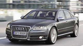 Audi S8 пристигна в България