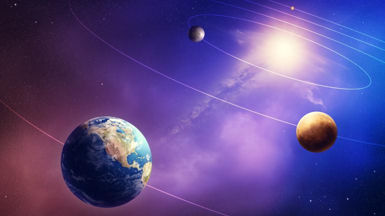 Космическият кораб BepiColombo поема на 7-годишно пътешествие до Меркурий