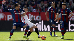 Севиля победи Леванте с 5:0