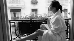 Във ваната с Нина Добрев