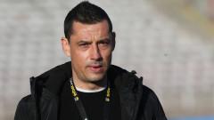 Александър Томаш: Всеки двубой е тежък и изключително важен за Етър