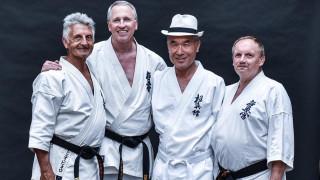 SENSHI отличи заслужили деятели на бойните изкуства