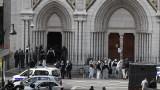 Трети мъж задържан за нападението в базиликата в Ница