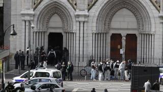 Трети мъж е задържан за нападението в базиликата в Ница