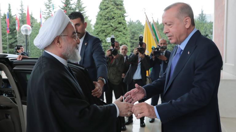 Иранският президент Хасан Рохани обвини Израел и САЩ за напрежението