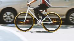 Велосипедисти, шофьорите вероятно не ви виждат