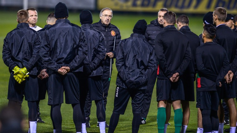 Българският национален отбор по футбол запазва 59-ото си място в