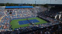 Програма за петия ден на тенис турнирите в Синсинати