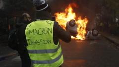 Запазването на акцизите върху горивата ще струва 2 млрд. евро на френската хазна