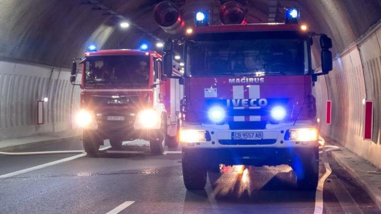 Късо съединение доведе тази вече до пожар в болница в