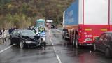 Жена е загинала при тежка катастрофа на пътя Русе-Силистра