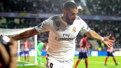 Карим Бензема атакува шефа на френския футбол