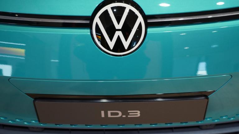 Volkswagen записа 7-кратен ръст на печалбата