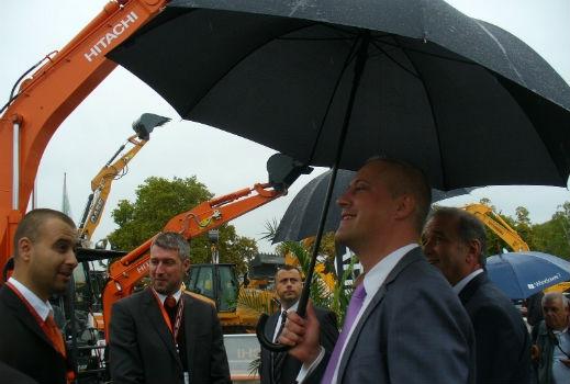 Добри сигнали за бизнеса видя Лукарски, откривайки Пловдивския панаир