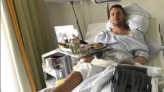 Операцията на Мануел Нойер премина успешно