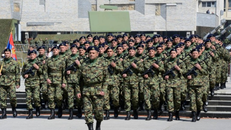 Сърбия се подготвя да покаже
