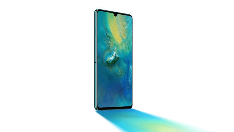 Първият 5G смартфон на Huawei идва много скоро