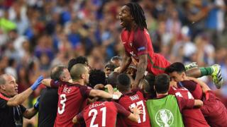 Португалия стана шампион, след като копира Италия от 1982-ара