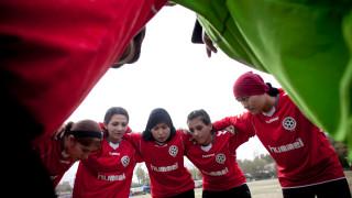 Талибаните ликуват, но женският футбол - не
