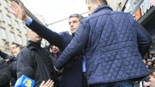 Плевнелиев помоли протестиращите да бъдат мирни