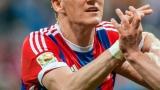 Швайни подписва с Юнайтед, ако му гарантират титулярното място