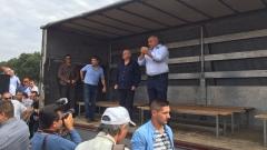 Борисов с рецепта за справяне с бежанците
